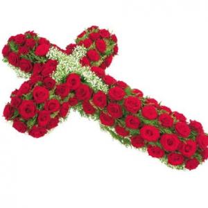 Croix pour des funérailles
